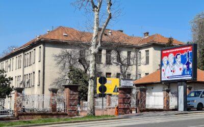 Heliant povezao Laboratoriju za virusologiju sa klinikama Kliničkog centra Srbije