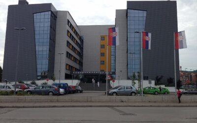 Heliant in the Clinical Center Niš and Covid Hospital Kruševac