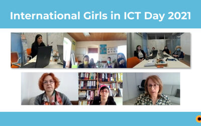 """The company """"Heliant"""" hosted students from three elementary schools on the occasion of the International Girls' Day in the ICT sector"""
