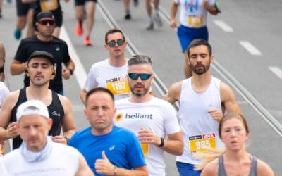 Uspeh Heliantovih maratonaca